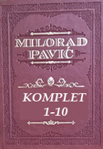 vesela knjiga valjevo komplet milorad pavic 2