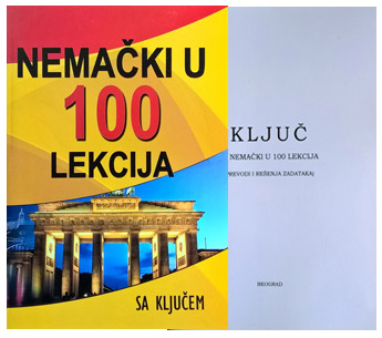vesela knjiga valjevo nemacki u 100 lekcija sa kljucem alojz smaus