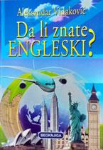 vesela knjiga valjevo da li znate engleski aleksandar vidakovic 1 1