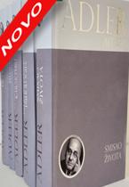 vesela knjiga valjevo alfred adler komplet 1 5 0
