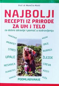 vesela knjiga valjevo najbolji recepti iz prirode za um i telo momcilo matic