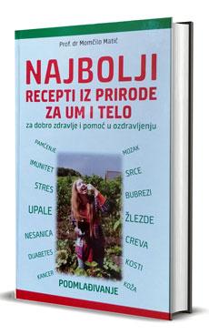 vesela knjiga valjevo najbolji recepti iz prirode za um i telo prof dr momcilo matic