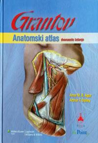 vesela knjiga valjevo grantov anatomski atlas anne m r agur arthur f dalley 0
