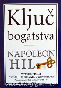 vesela knjiga valjevo kljuc bogatstva napoleon hil 0