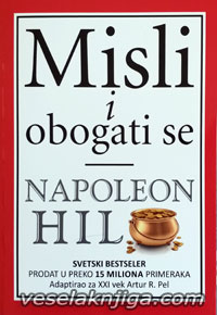 vesela knjiga valjevo misli i obogati se napoleon hil 0