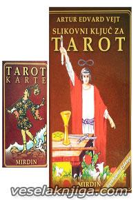 vesela knjiga valjevo slikovni kljuc za tarot artur edvard vejn 2