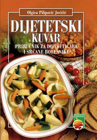 vesela knjiga valjevo dijetetski kuvar za dijabeticare i srcane bolesnike olgica pilipovic jovicic 0