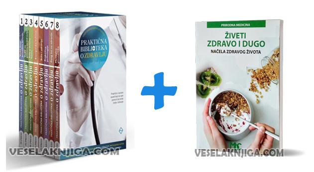 vesela knjiga valjevo prakticna biblioteka o zdravlju 1 8 3