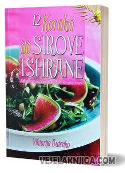 vesela knjiga valjevo 12 koraka do sirove hrane viktorija butenko 0