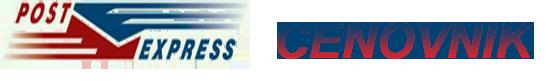 Post ExpressCenovnik Logo