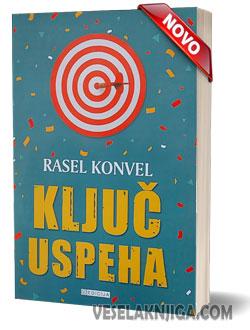 vesela knjiga valjevo kljuc uspeha rasel konvel 1