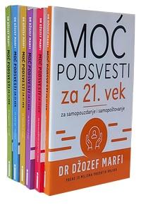 vesela knjiga valjevo komplet knjiga moc podsvesti dzozef marfi 1 6